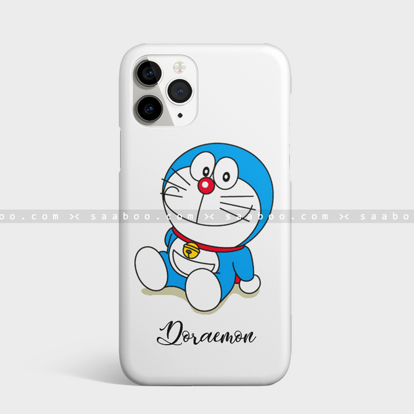 Doraemon Case With Name