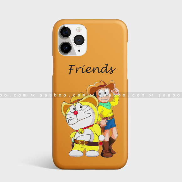 Doraemon & Nobita Case With Name