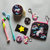 Stationery - saaboo - Unicorn Blue Combo