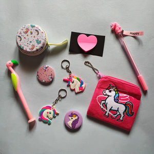 Stationery - saaboo - Unicorn Pink Combo