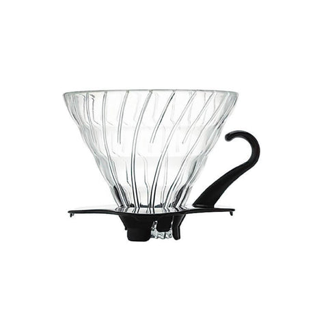 V60 en verre transparent - 1/6 tasses