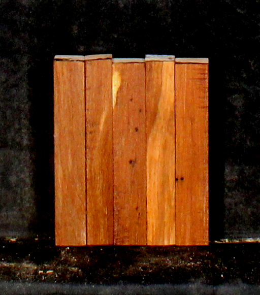 Stabilized Madrone Pen Blanks (AF12)