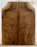 Walnut Guitar Drop Top (BG83)