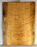 Port Orford Cedar Ukulele Soundboard (BI85)