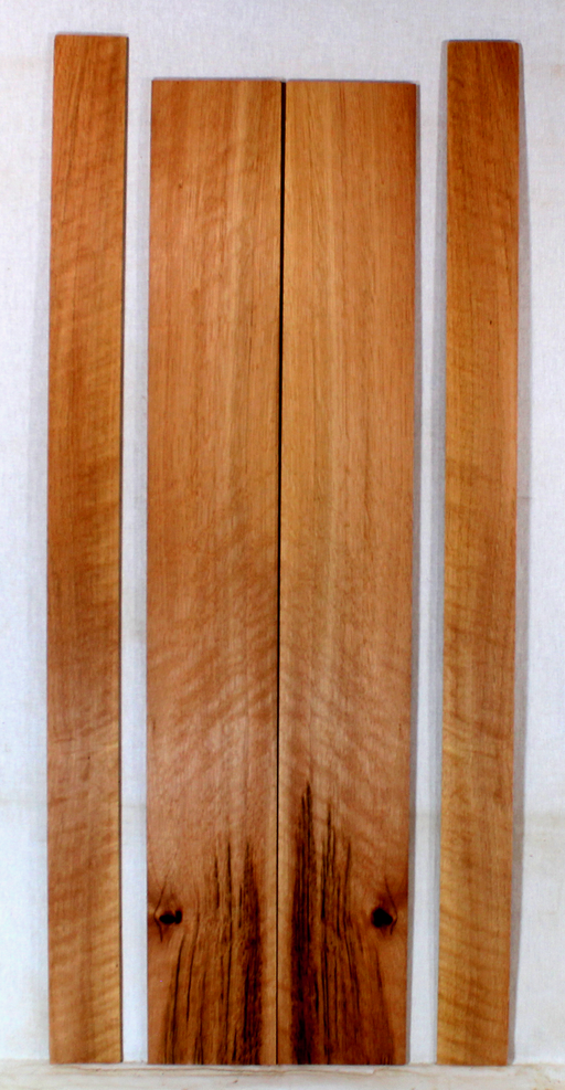 Tan Oak Dulcimer Back and Sides (BK25)