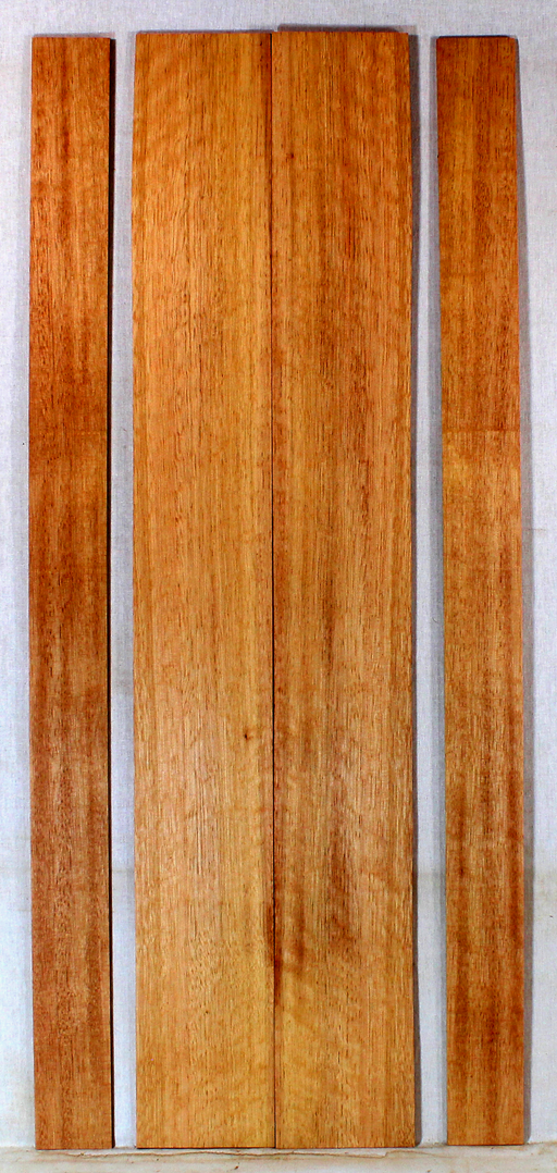 Tan Oak Dulcimer Back and Sides (BK26)