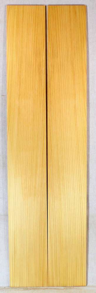 Port Orford Cedar Duclimer Soundboard (BK47)