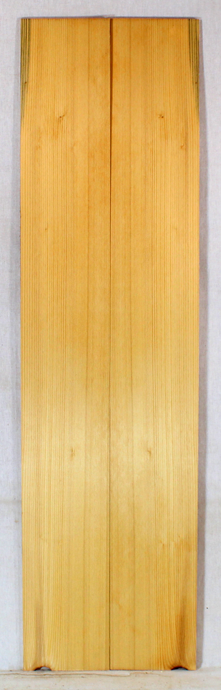 Port Orford Cedar Duclimer Soundboard (BK48)