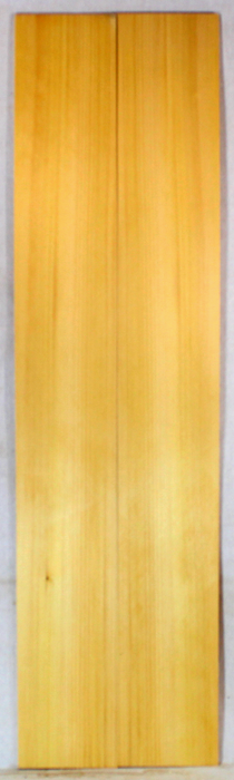 Port Orford Cedar Dulcimer Soundboard (BK65)
