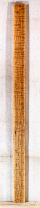 Maple Dulcimer Finger Board (BK99)