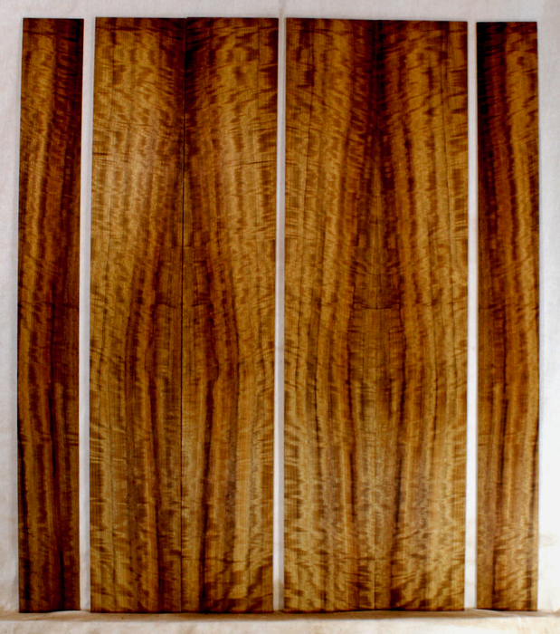 Myrtle Dulcimer Top, Back and Sides (GA95)