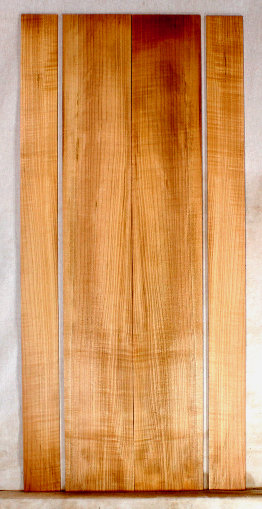 Maple Dulcimer Back and Sides (GB71)
