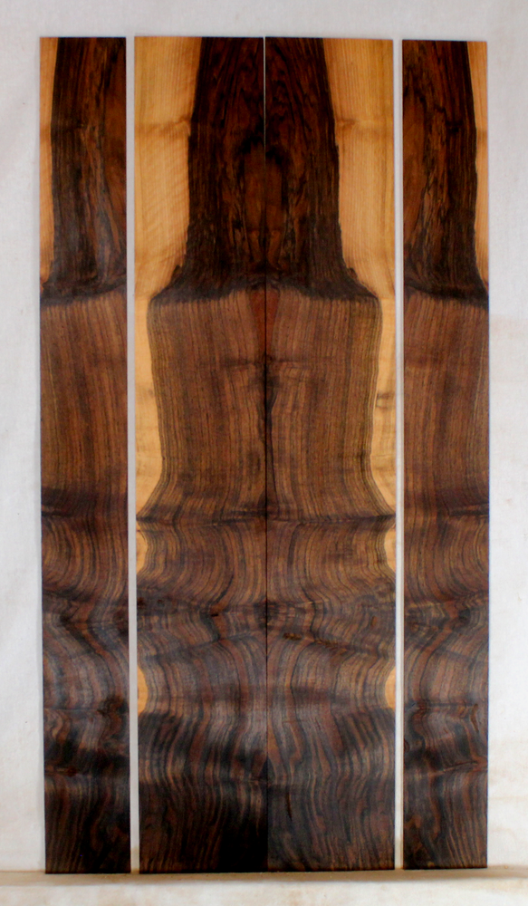 Walnut Dulcimer Back and Sides (GB95)