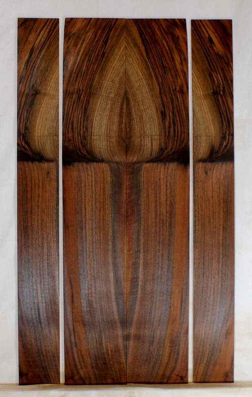 Walnut Dulcimer Back and Sides (GC01)