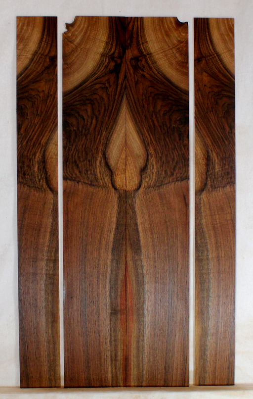 Walnut Dulcimer Back and Sides (GC02)