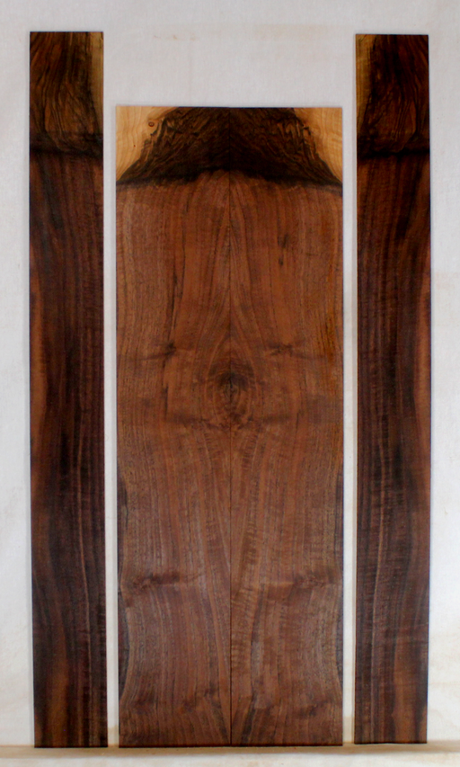 Walnut Dulcimer Back and Sides (GC05)