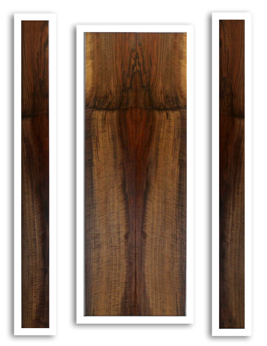 Walnut Dulcimer Back and Sides (GC10)