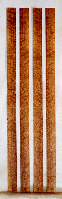 Tan Oak Bow Veneers (SI22)
