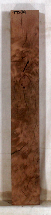 Redwood Accent Piece for Bow Riser (TD09)