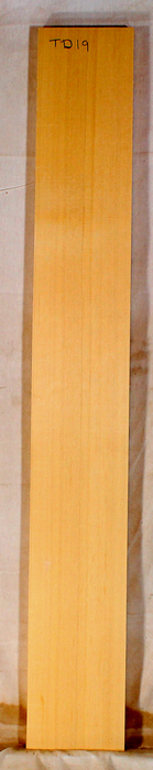 Port Orford Cedar Guitar Neck (TD19)