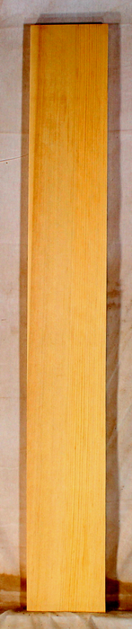 Port Orford Cedar Guitar Neck (TD20)