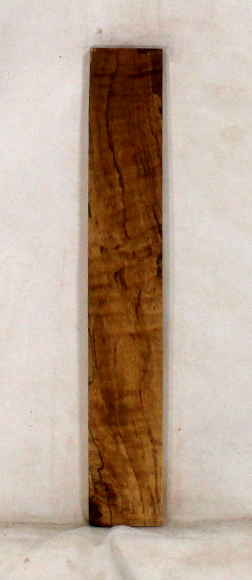 Maple Ukulele Fingerboard Stabilized