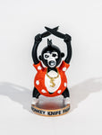 Monkey Knife Fight Bobblehead