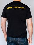 Monkey Knife Fight Classic Men's Hockey Short Sleeve T-Shirt