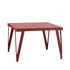 Functionals Eettafel Lloyd Table eettafel 110 x 110 cm / 73 cm / Rust