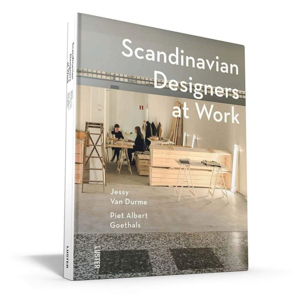 Luster Boek Scandinavian designers at work