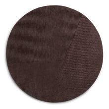 Afbeelding in Gallery-weergave laden, Northern Vloerkleed Row vloerkleed Rond / Dark Brown 3222