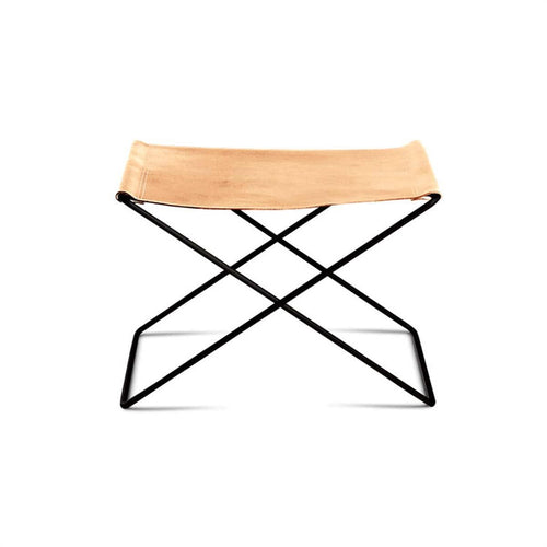 OX Denmarq Kruk OX Stool kruk Nature / Black steel ox-stool-1
