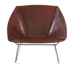 OX Denmarq Lounge stoel Stitch Chair lounge stoel