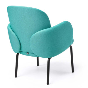 Puik Design Lounge stoel Dost lounge stoel - staal