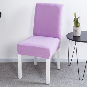 WonderCover™ Plain / Solid Premium Dining Chair Cover