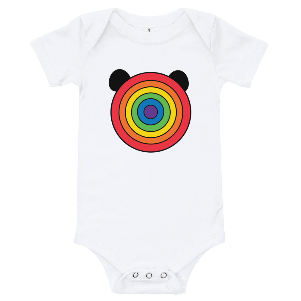 Nik Nak Pandy Baby T-Shirt 100% cotton one piece.