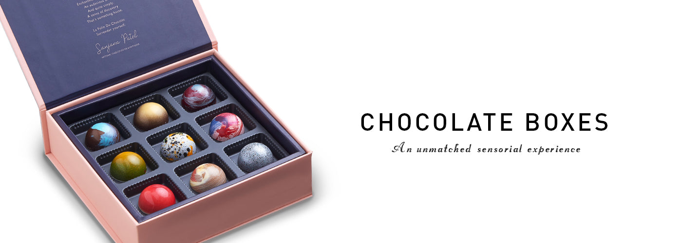 Chocolate boxes online
