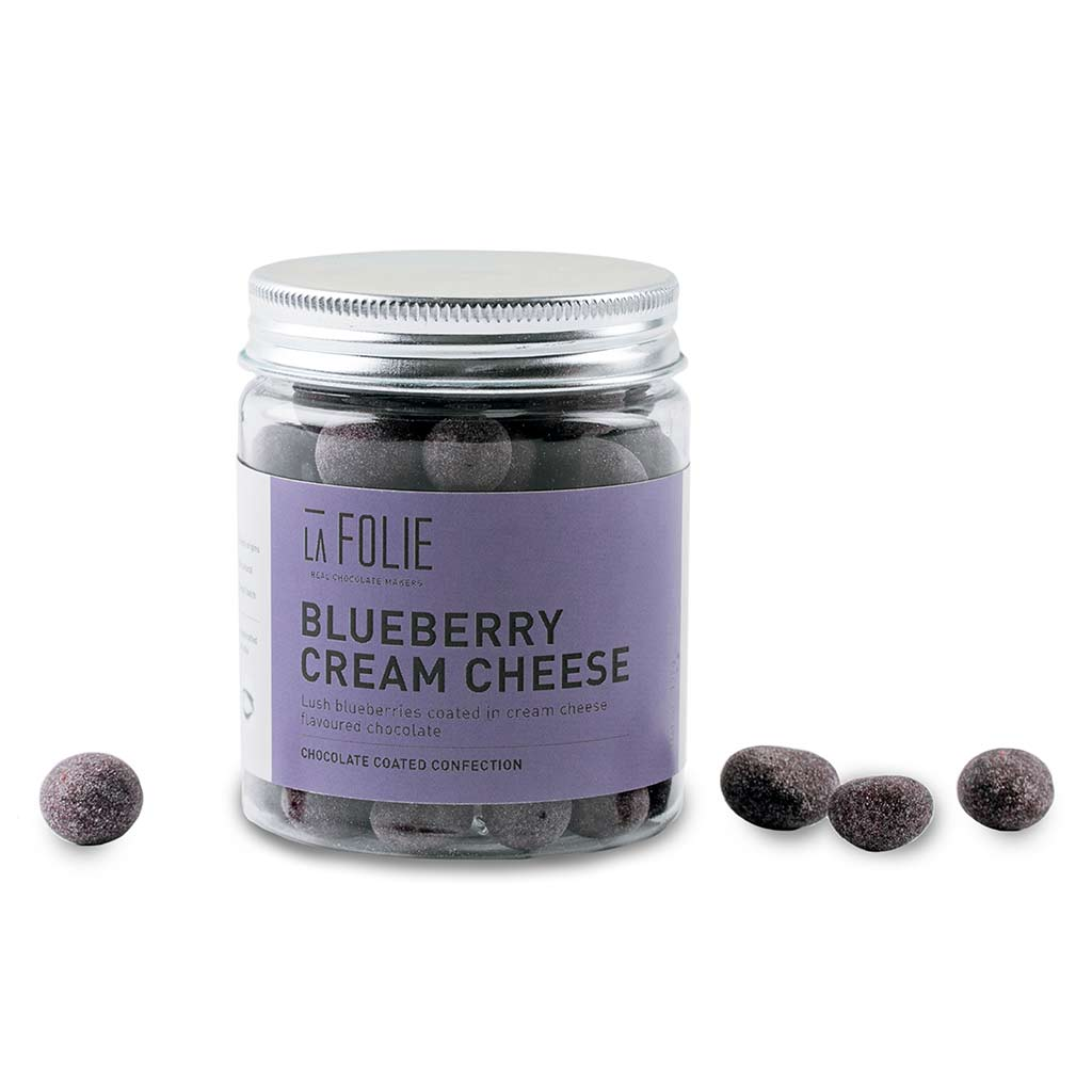 Blueberry Cream Cheese (75 gms)
