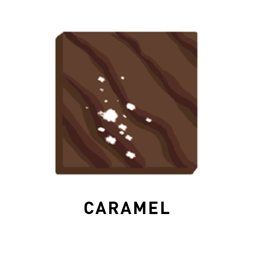 Caramel chocolate box online