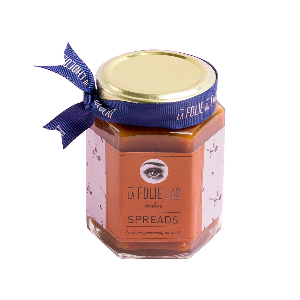 Salted Caramel Spread