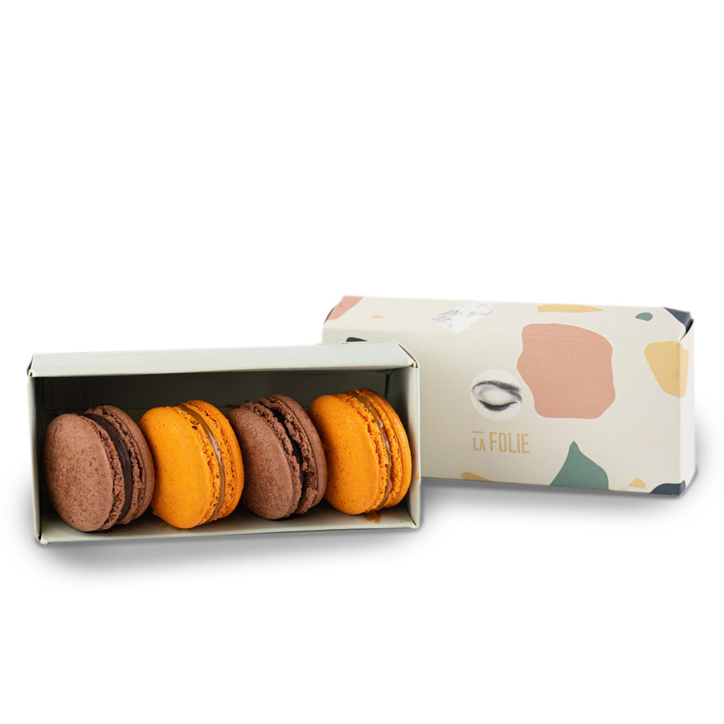 Chocolate Lovers Box of 4 ( pre-set box )