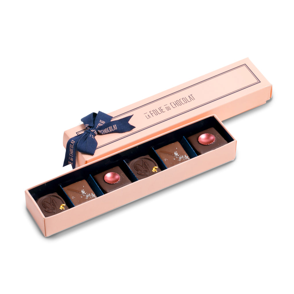 Box of 6: Pralines and Ganaches