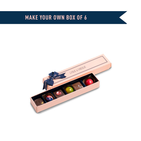 Make your own Box of 6