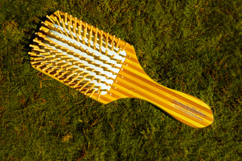 Eco-Friendly Bamboo Brush