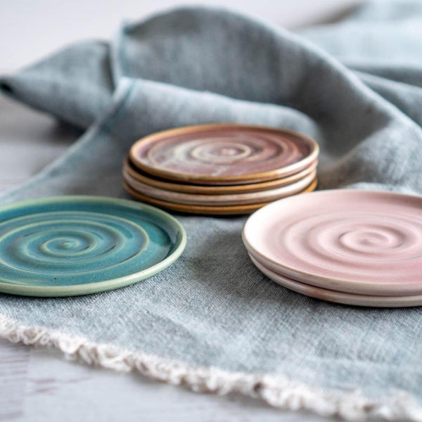 Wheelthrown Ceramic Ring Dish