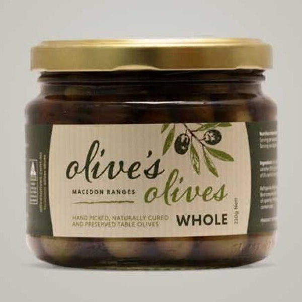 Table Olives - green