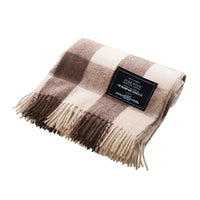 Heritage Collection Recycled Wool Scottish Tartan Blankets