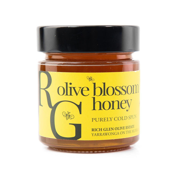 Olive Blossom Honey