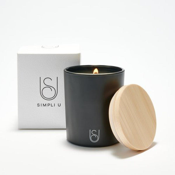 Mode Black Candle - 1 Wick