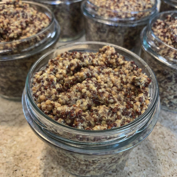 Seeded Tarragon Mustard